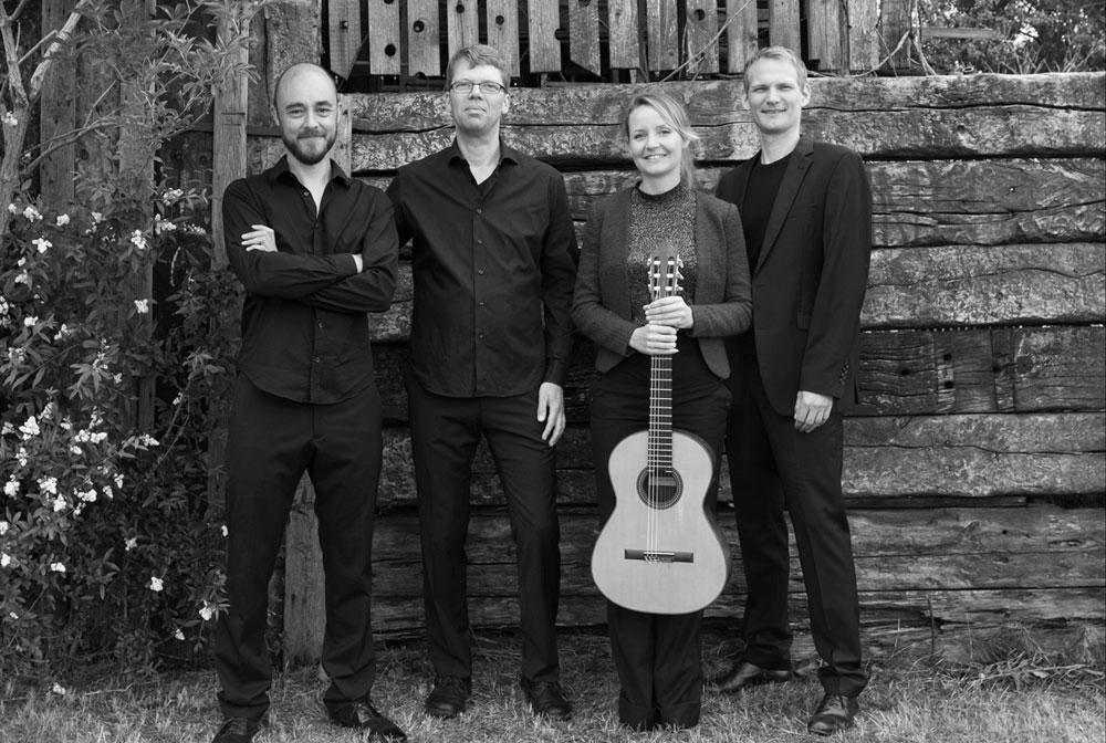 Den Danske Guitar Kvartet